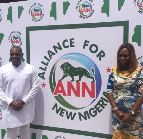 Fela Durotoye to run for president in 2019, joins Alliance for New Nigeria (ANN)