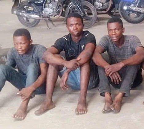 6 cultists arrested for gang-raping and initiating teenage students in Lagos State