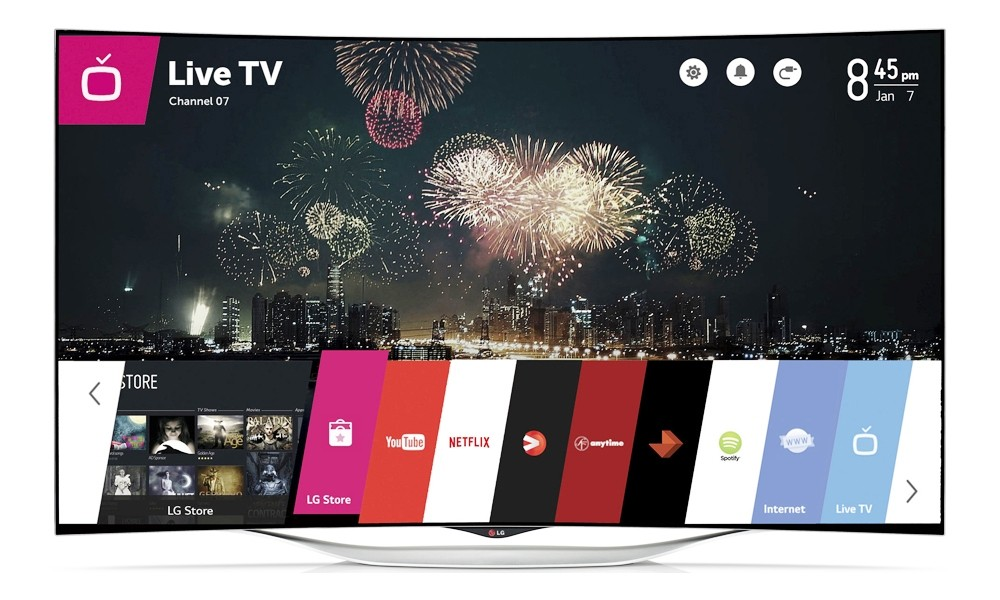 LG products leap beyond the winter season