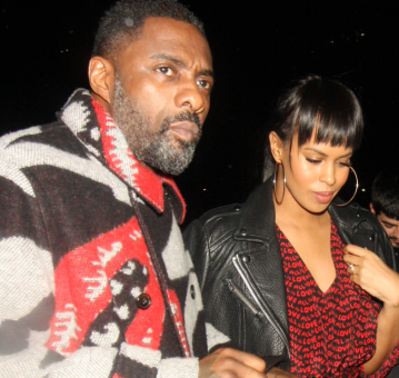 See close up photos of the engagement ring Idris Elba gave to new fiancee