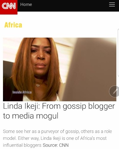 Choi! When CNN describes you as a Media Mogul! Yay! Lol...