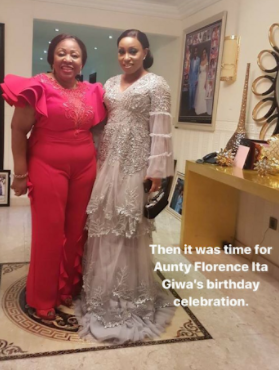 Photos from Senator Florence Ita-Giwa