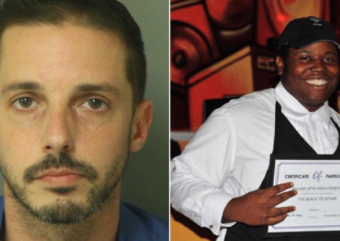 White man gets life in prison for killing an unarmed black man in fake