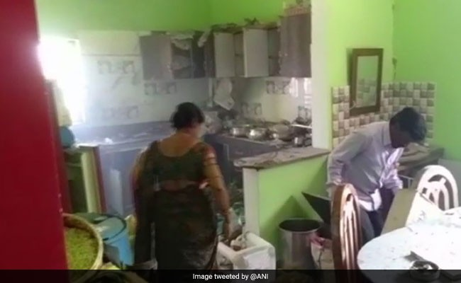 Groom & his grandma killed, bride injured after wedding gift exploded at their home 5 day afters wedding in India (Photos/Video)