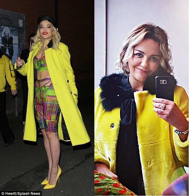 Singer Rita Ora and her look-a-like mother are serving us major fashion goals in these photos