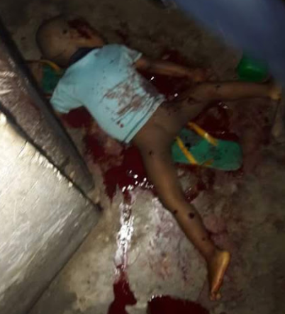 Graphic! Deportee murders his children and housemaid in Onitsha, Anambra state