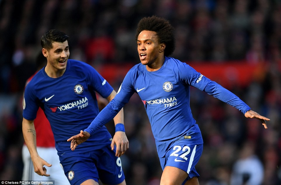 Man U 2-1 Chelsea : Here are the 5 major talking points!!