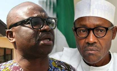 Governor Fayose reiterates call for President Buhari?s resignation, says; ?His failure owing to cluelessness now more glaring?