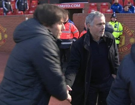 Man U vs Chelsea: LIB Man of the Match - Jose Mourinho