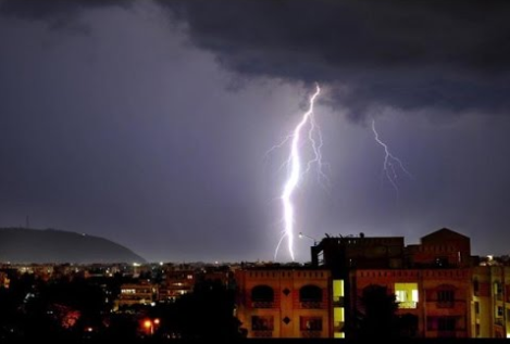 Thunder strike kills two people in Niger State