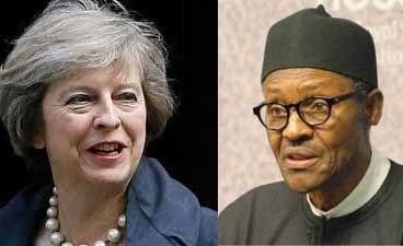 British Govt says it is working with the Nigerian Govt towards ending