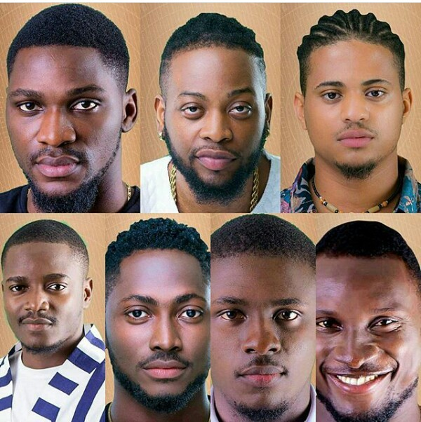 Photos: Love them, hate them but you got to admit... the male Big Brother Naija housemates are hot!