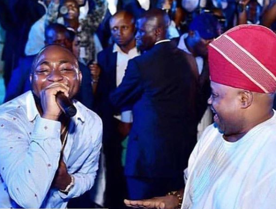 'I taught Davido and B-Red how to sing and dance' – Senator Adeleke