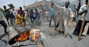 Many houses on fire as violence erupts in Kaduna community