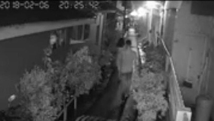 Video: Married man caught on camera sexually assaulting a woman in his neighborhood, says he was turned on by her house dress