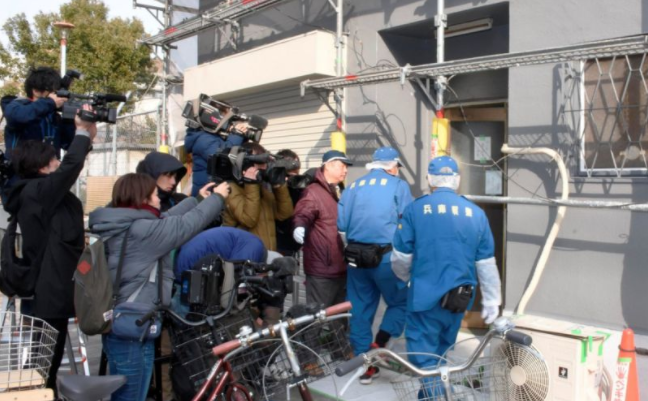 American tourist arrested in Japan after severed head was found in a suitcase in his rented holiday flat