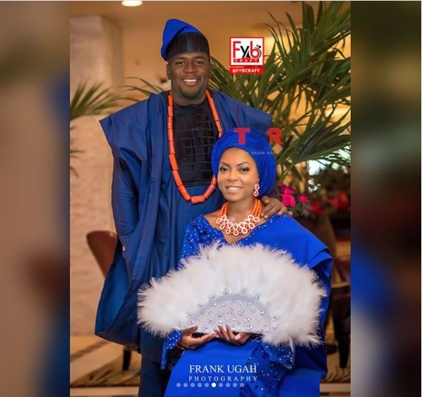 Ever imagined what Cardi B, Offset, Idris Elba, Sabrina Dhowre, JLo, Alex Rodriquez, Kylie Jenner, Travis Scott & others would look like if they have an traditional African wedding (Photos)