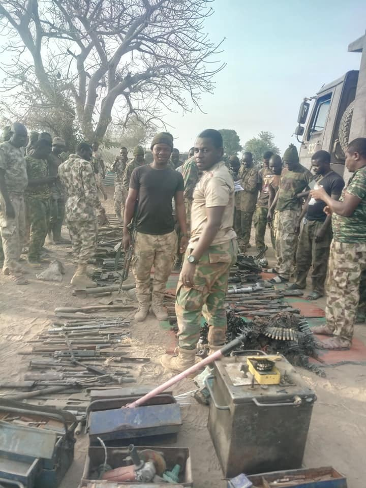 Nigerian - Cameroonian troops kill 35 Boko Haram terrorists in combined operations