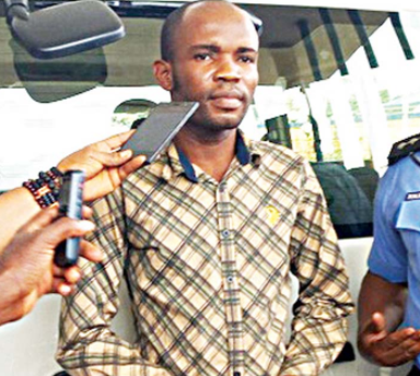 See photo of pastor who killed his pregnant girlfriend, her older friend and her 9-month old baby in Rivers