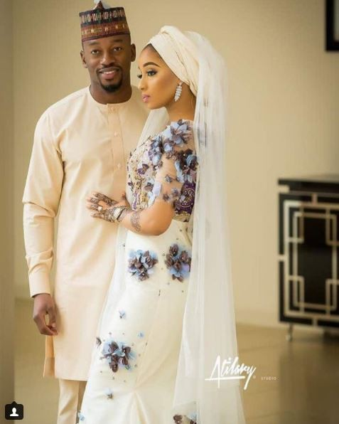 Check out this Hausa couple