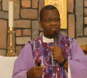 Catholic Bishop slams Nigerian parents that leave wealth behind for their children to inherit (video)