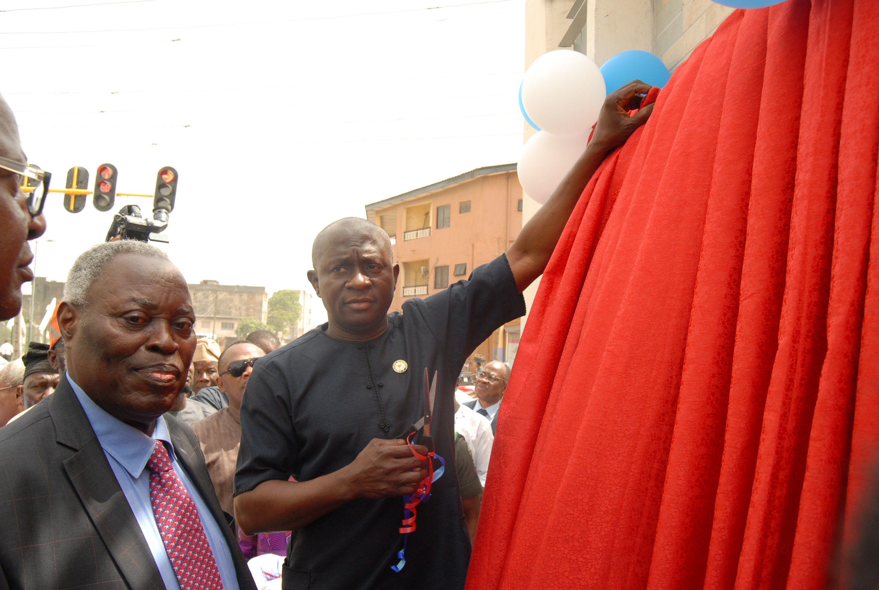 Deeper Life Commissions bridge, other projects, praise Ambode for infrastructure development