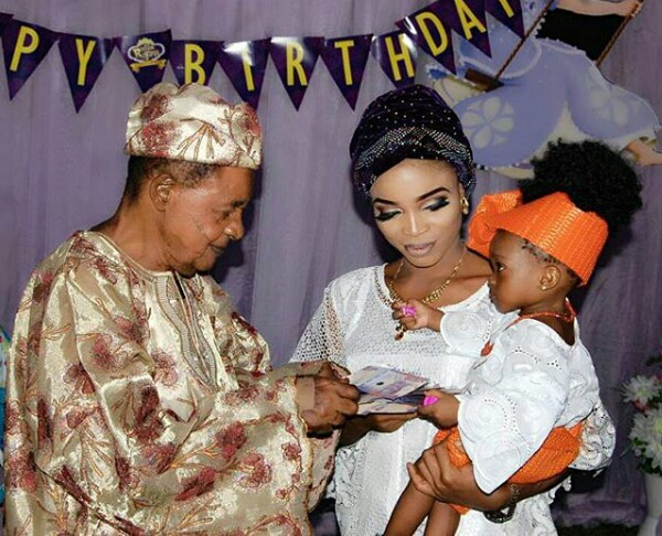 Photos: Baby boom at the palace continues! Alaafin of Oyo
