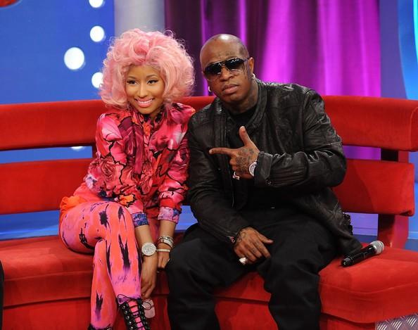 Rapper Birdman says Nicki Minaj is the Best Female ever in Hip-Hop