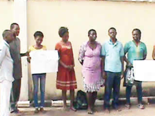 11 child traffickers arrested in Anambra State