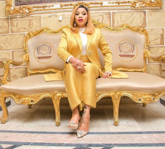 Fashion entrepreneur, Toyin Lawani celebrates 37th birthday with stunning new photos