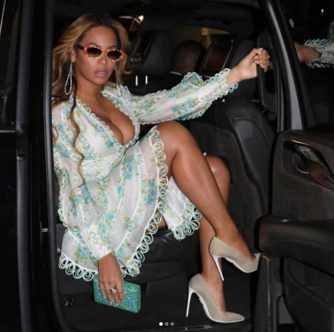 Beyonce serves major hotness in new photos