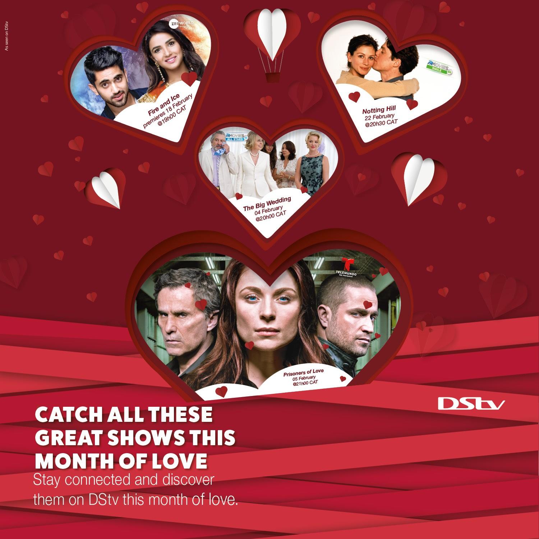 DStv Month Of Love