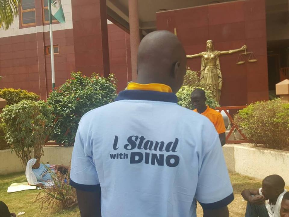 Photos of Dino Melaye
