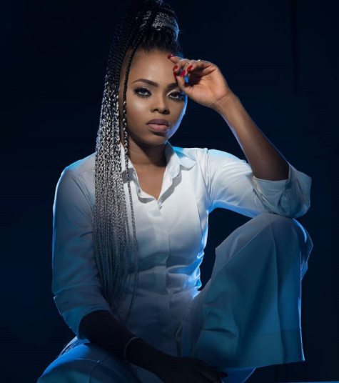 Chidinma stuns in?fiercely beautiful new photos