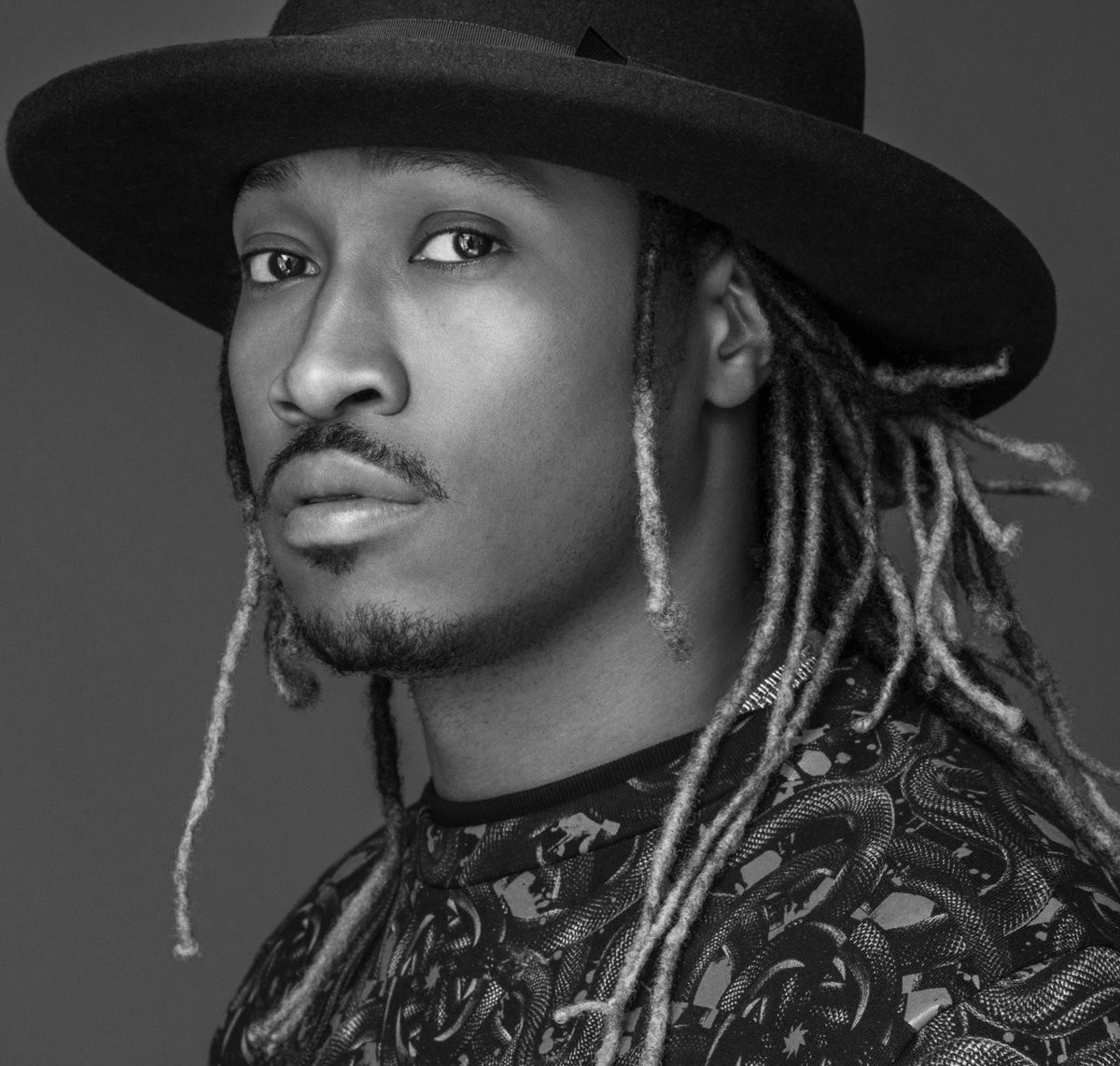 American rapper & father-of-four, Future says he can