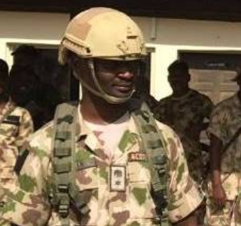 Nigerian Army commanding officer killed by Boko Haram suicide bomber in Sambisa forest(photo)