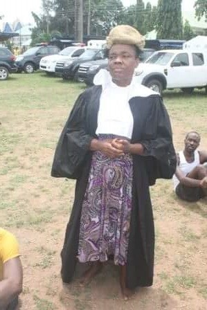 Photo: Police arrest fake female lawyer who practiced for five years in Imo State