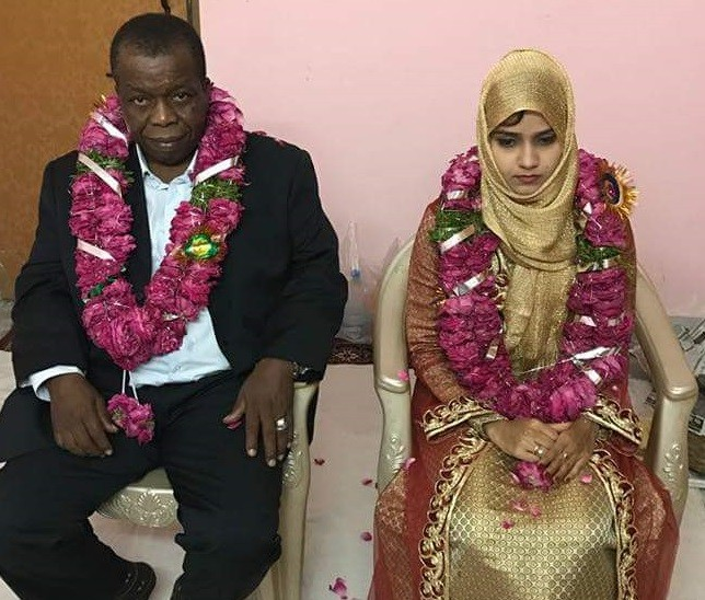 15 Year Old Indian Girl Married To A Nigerian Man Of About 60