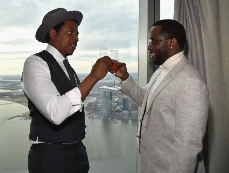Jay-Z dethrones Diddy on Forbes