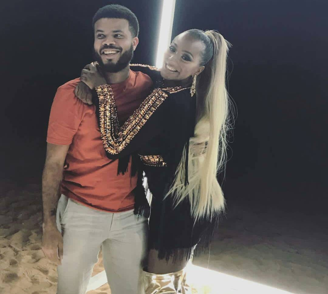 DJ Cuppy and Asa Asika seem to be so in love.....