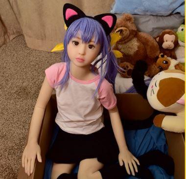Cartoon sex dolls