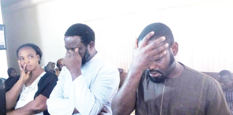 Nigerian Rev. Father, others, arrested for stealing baby