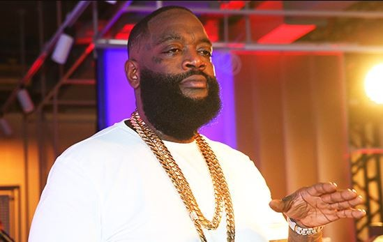 Rick Ross reportedly hospitalized with possible Pneumonia