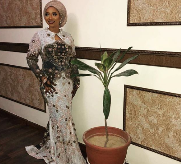 Check out the stunning Deola Sagoe dresses Kano state governor