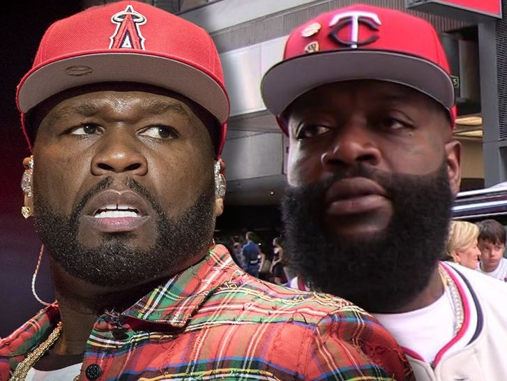 """If he dies, he dies."" - uncompassionate 50 Cent delivers subliminal jibe to Rick Ross who"