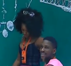 BBNaija housemate Cee C tells Tobi the reason why he can