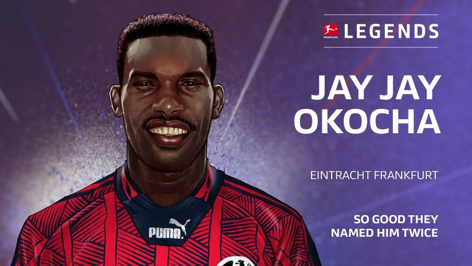Jay-Jay Okocha inducted into Germany