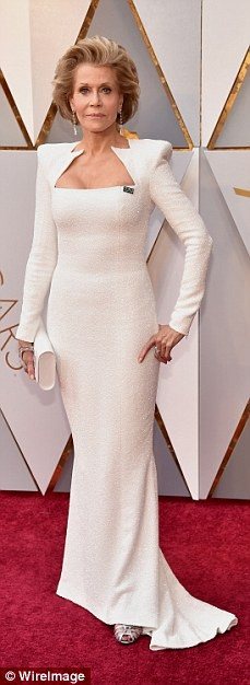 Oscars 2018: See what stars wore for the award ceremony