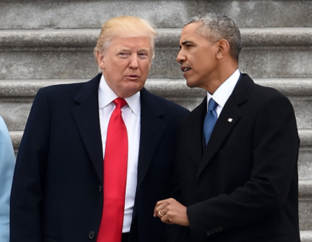 Why did Obama start an investigation into the Trump Campaign long before the Election in November? - President Trump asks