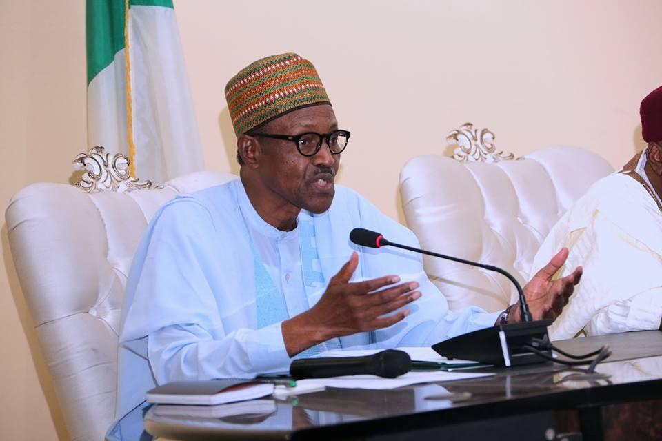 Ethnic clashes: President Buhari visits Taraba (photos)